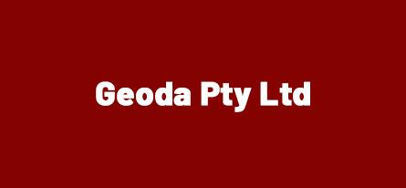 Sponsor Geoda