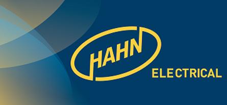 Sponsor Hahn Electrical