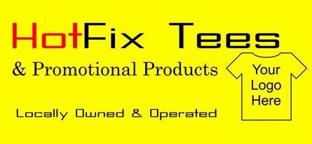 Sponsor Hotfix Tees