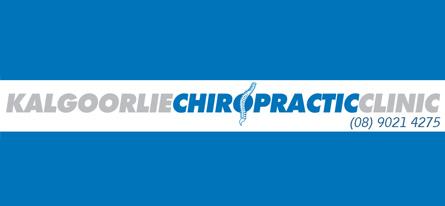 Sponsor Kalgoorlie Chiropractoic