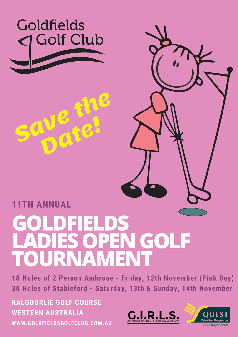 Ladies Golf Open