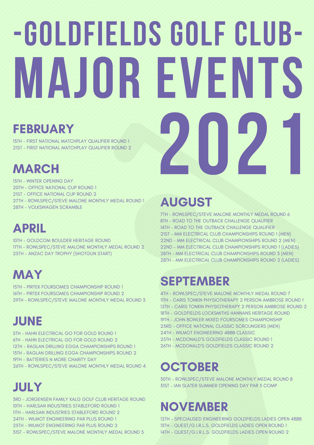2021 02 Poster Major Event